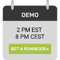 Demo Calendar Icon