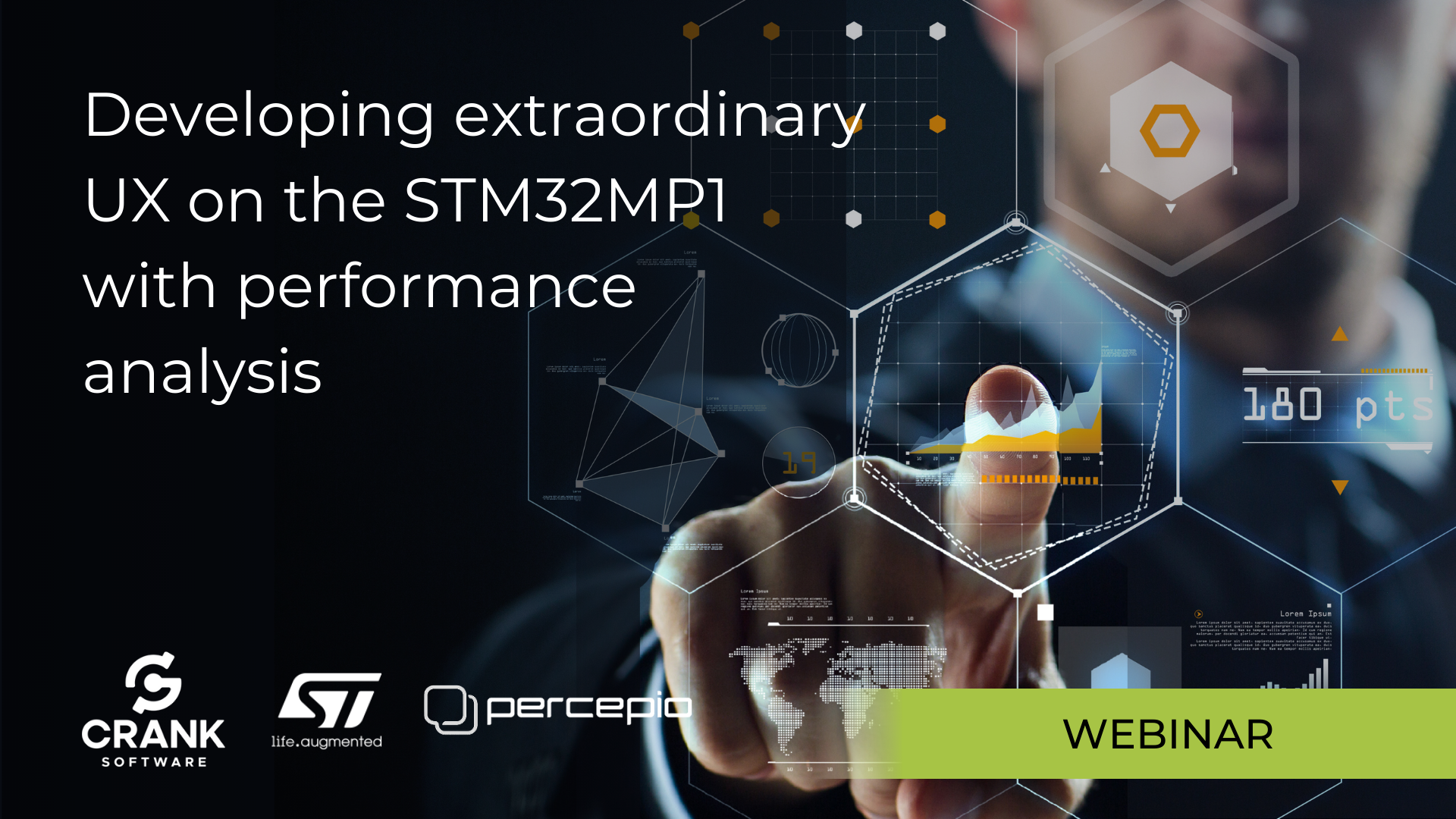 Developing Exceptional UX on STM32MP1