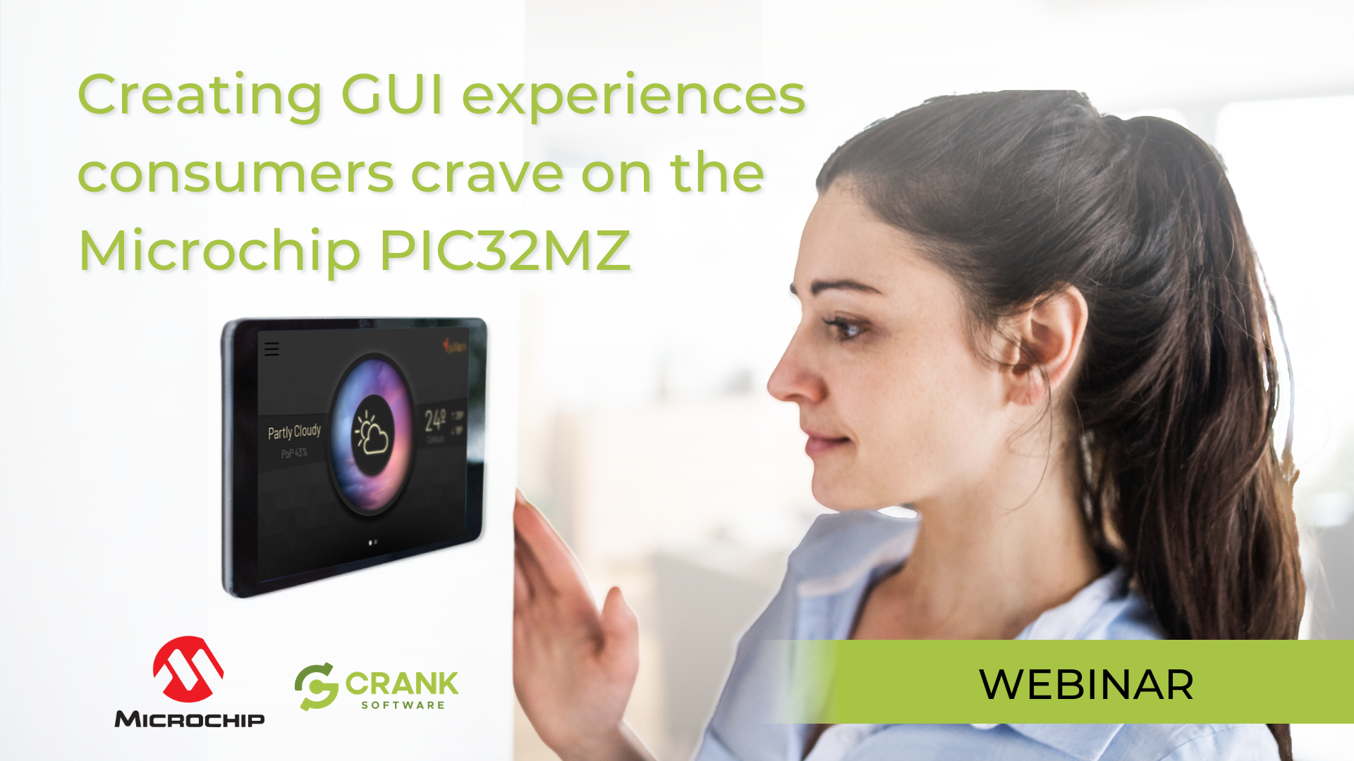 Webinar | Creating Experiences Consumers Crave with Crank Software