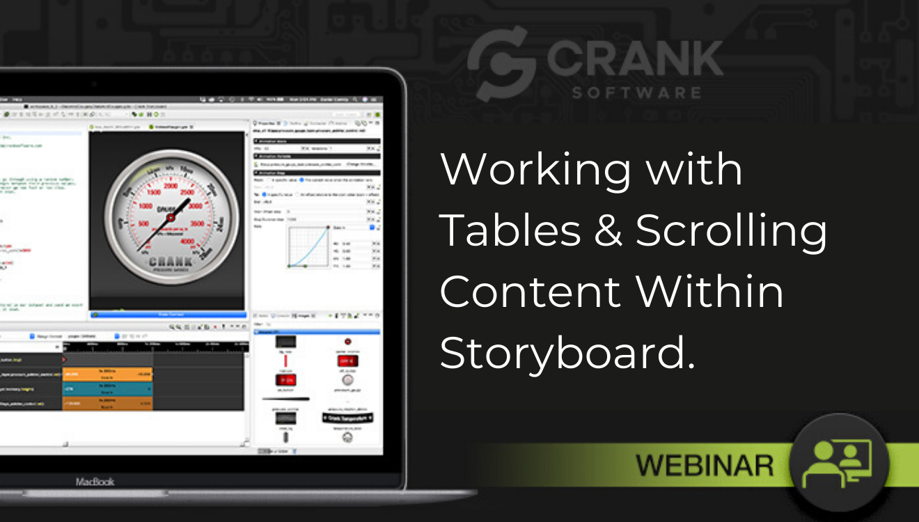 Working with Tables - AUT Webinar
